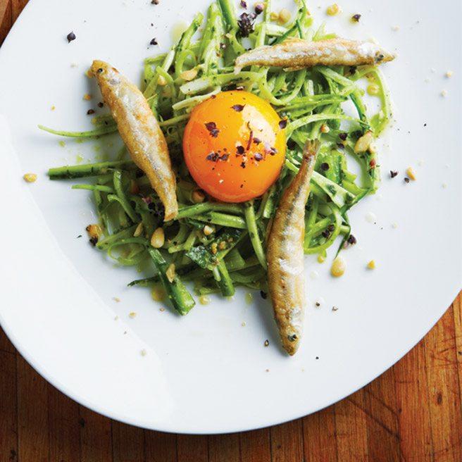 Toronto Life Cookbook 2012 Recipe: Puntarelle Salad