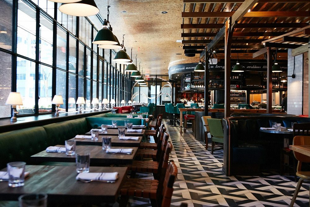 Introducing: Drake One Fifty, the hipster hotel's new standalone restaurant
