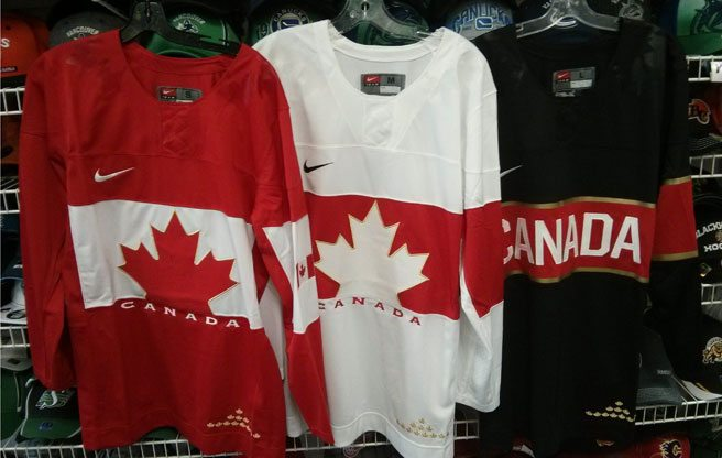 POLL: The design for Canada's Olympic hockey jersey has leaked. What do you think?