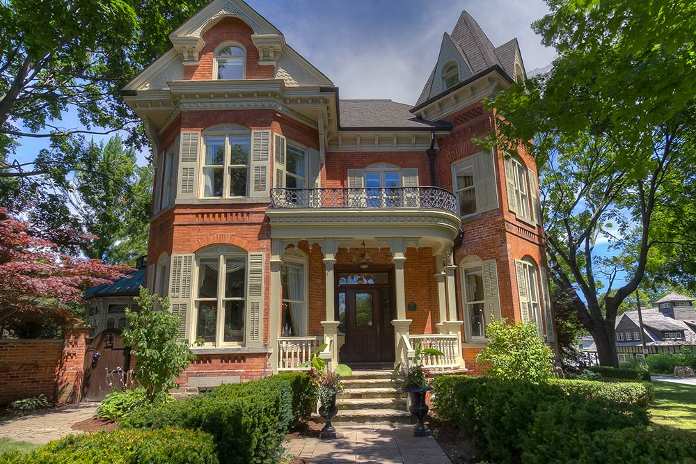 House of the Week: $5.5 million for an Oakville landmark with its own old-timey elevator