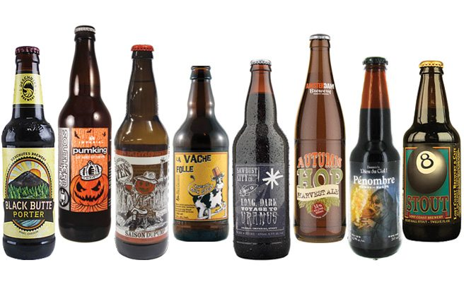 Eight hearty autumn beers coming to LCBO shelves this fall
