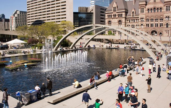 Could Toronto have free public Wi-Fi by the end of next year?