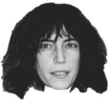 SPOTTED: Patti Smith in the audience at a vampire romance movie