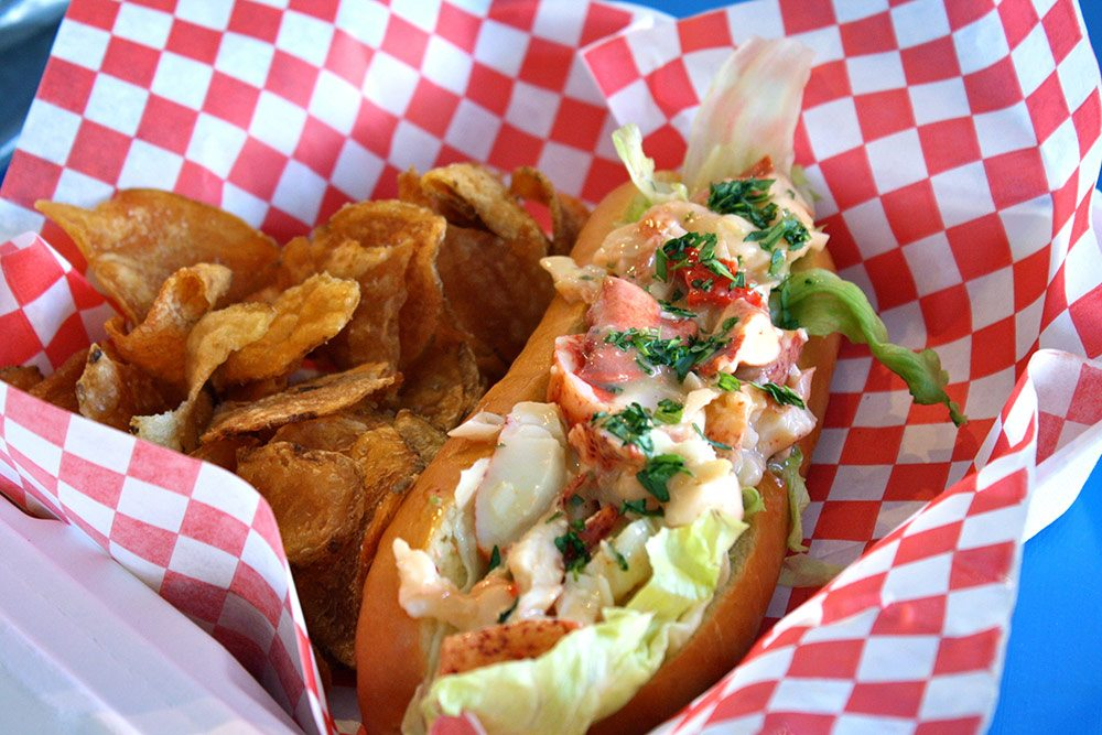 Introducing: Smoked and Cracked, a new lobster shack on Mount Pleasant