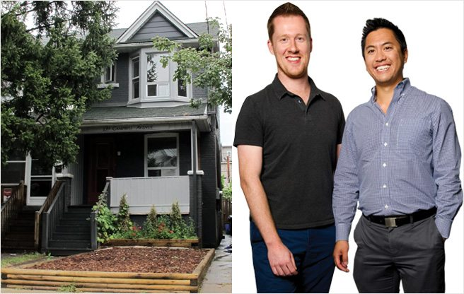 The Chase: a couple lucks out in the Junction Triangle—thanks to some quick bidding