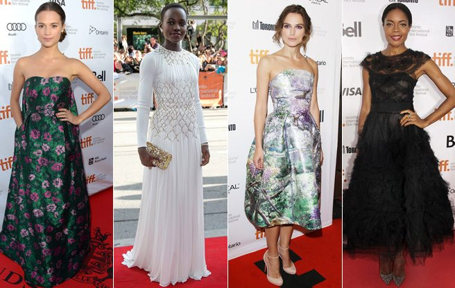 RED CARPET POLL: Which actress dressed best on the first weekend of TIFF 2013?