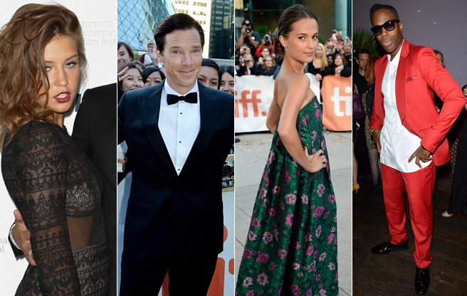 TIFF Pose-Off! Which Star Worked It Best on Opening Night?
