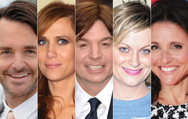 TIFF Buzz Poll: Who's the Most Hilarious SNL Alum Coming to Toronto?