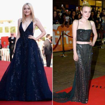 Venice vs. TIFF Fashion Showdown: Dakota Fanning