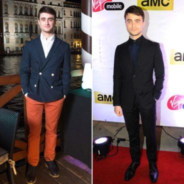 Venice vs. TIFF Fashion Showdown: Daniel Radcliffe