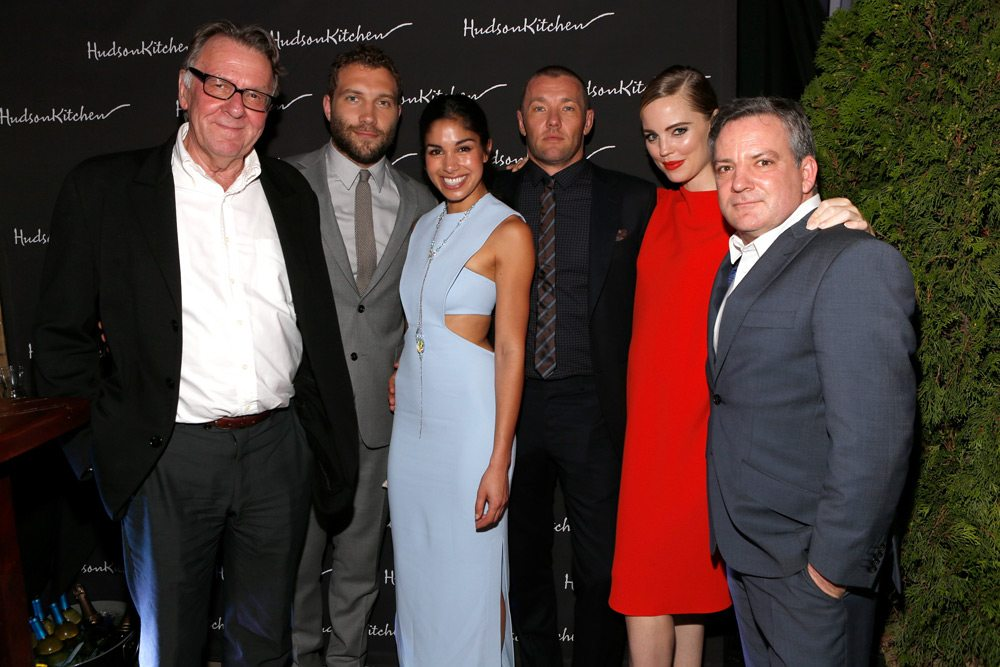 TIFF Party: Aussies rule at the Felony cast dinner at Hudson Kitchen