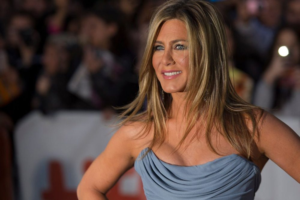 TIFF Red Carpet: Jennifer Aniston ends TIFF on a high note at the gala for Life of Crime