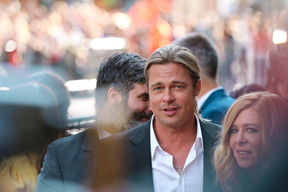 TIFF Red Carpet: Brad Pitt heads a parade of hunks at the 12 Years a Slave presentation