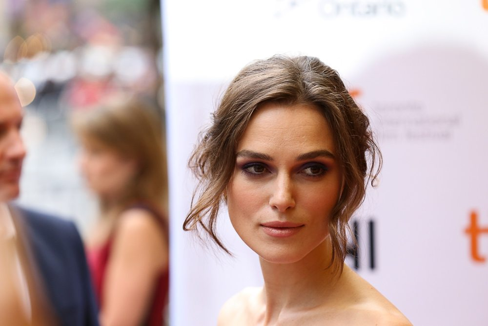 TIFF Red Carpet: Keira Knightley and Adam Levine are impossibly beautiful at Can A Song Save Your Life?