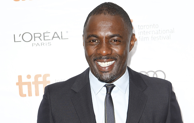 TIFF Red Carpet: Idris Elba looks cool but casual at the premiere for Mandela: Long Walk to Freedom