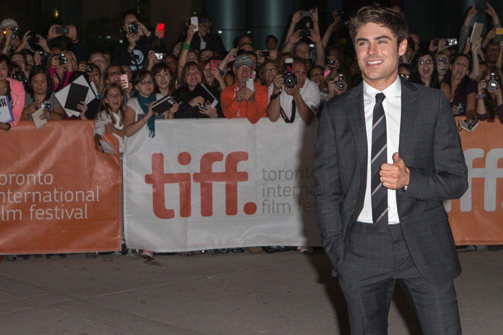 TIFF Red Carpet: Zac Efron sparkles at the Parkland premiere