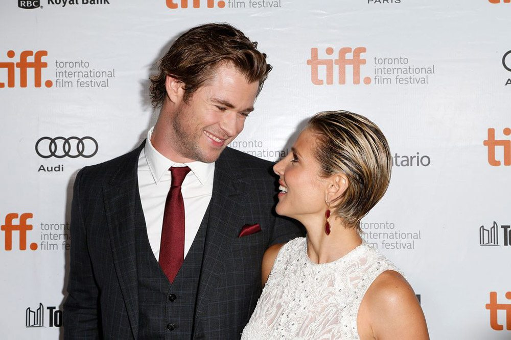 TIFF Red Carpet: Chris Hemsworth's family takes over the gala presentation of Rush