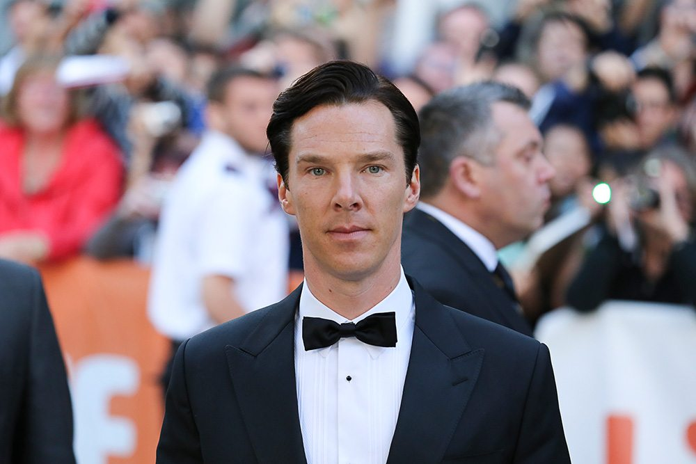 TIFF Red Carpet: Benedict Cumberbatch at the premiere of WikiLeaks thriller The Fifth Estate