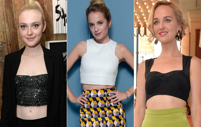 TIFF 2013 Trend: Starlets baring their bellies