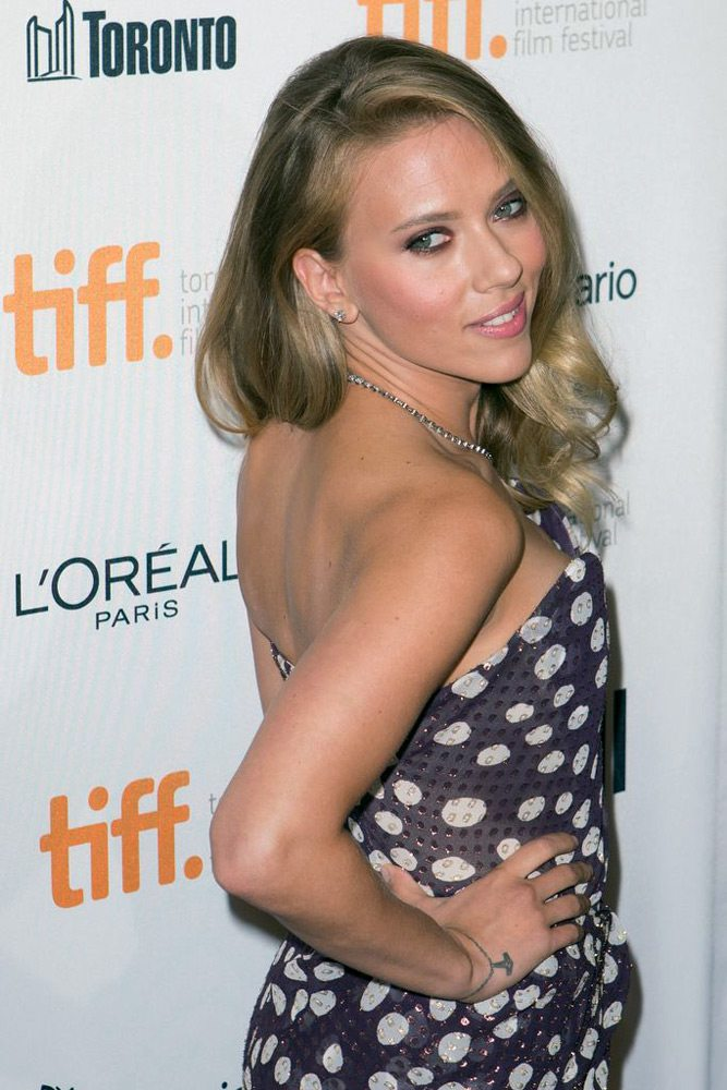 TIFF Red Carpet: Scarlett Johansson glows at the gala for Under the Skin