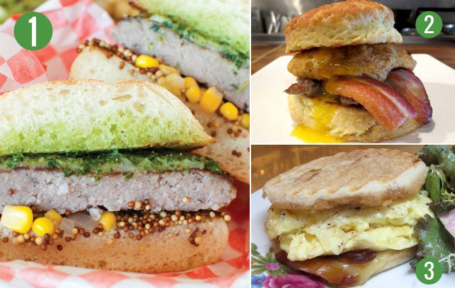 Breakfast Sandwich Smackdown: Our Search for the City's Best Brunch on a Bun