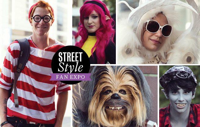 Street Style: Fan Expo
