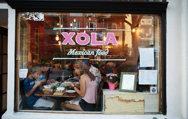 Introducing: Xola, a new spot for tacos, taquitos and tamales in the Beach