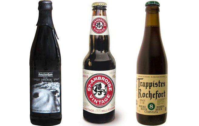 Aging-Beers