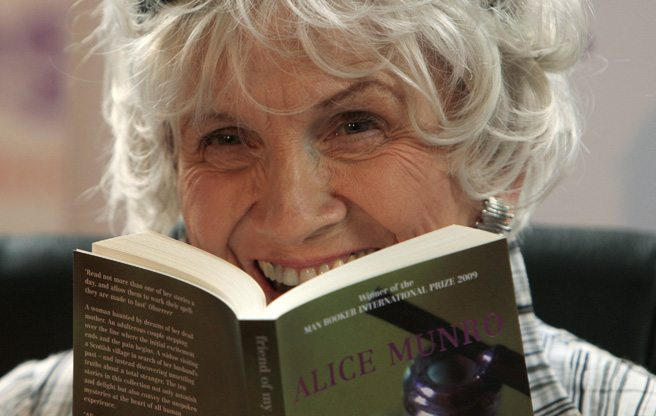 The Poser's Guide to Alice Munro: six tips for owning any conversation about Canada's first literary Nobel laureate