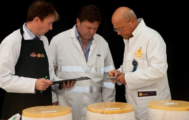 The best cheese on the planet is made here in Ontario