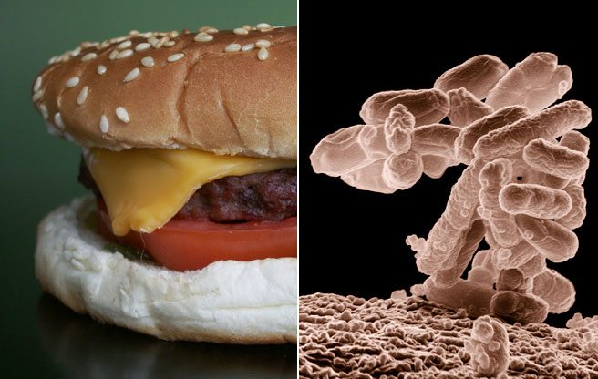 This week in bacterial contaminations (and other alarming food issues): bottled water, hamburger patties and Halloween Kisses