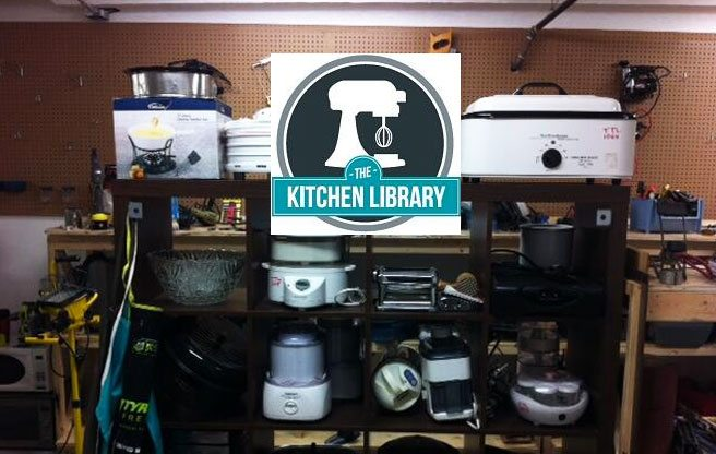 Toronto now has a lending library for kitchen appliances