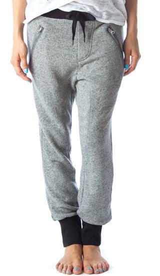 The Find: sweatpants you can wear all weekend (without feeling embarrassed)