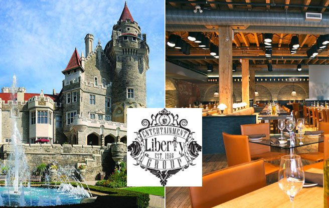 Casa Loma could become Toronto's next fine-dining destination