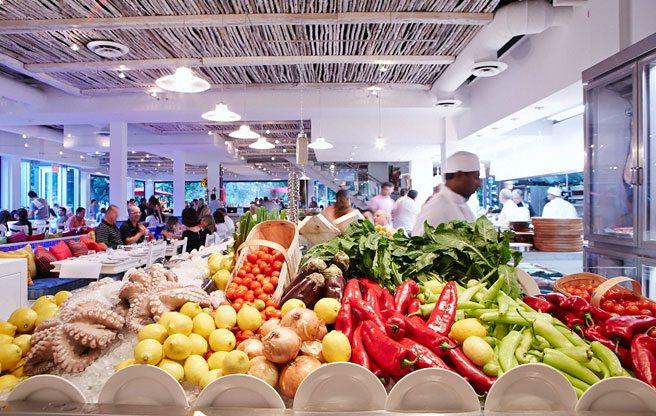 Review: Trinity Taverna brings upmarket Greek food to the Beach