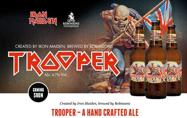 New to the LCBO: Iron Maiden's badass beer