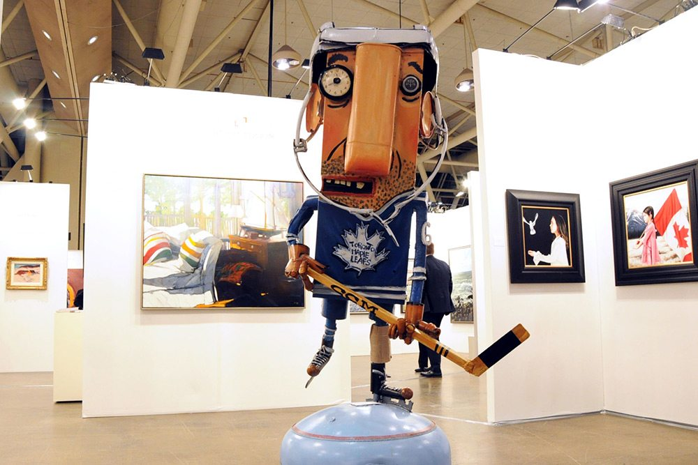 SLIDESHOW: Million-dollar deals (and first-world problems) at the ritzy Art Toronto pre-sale