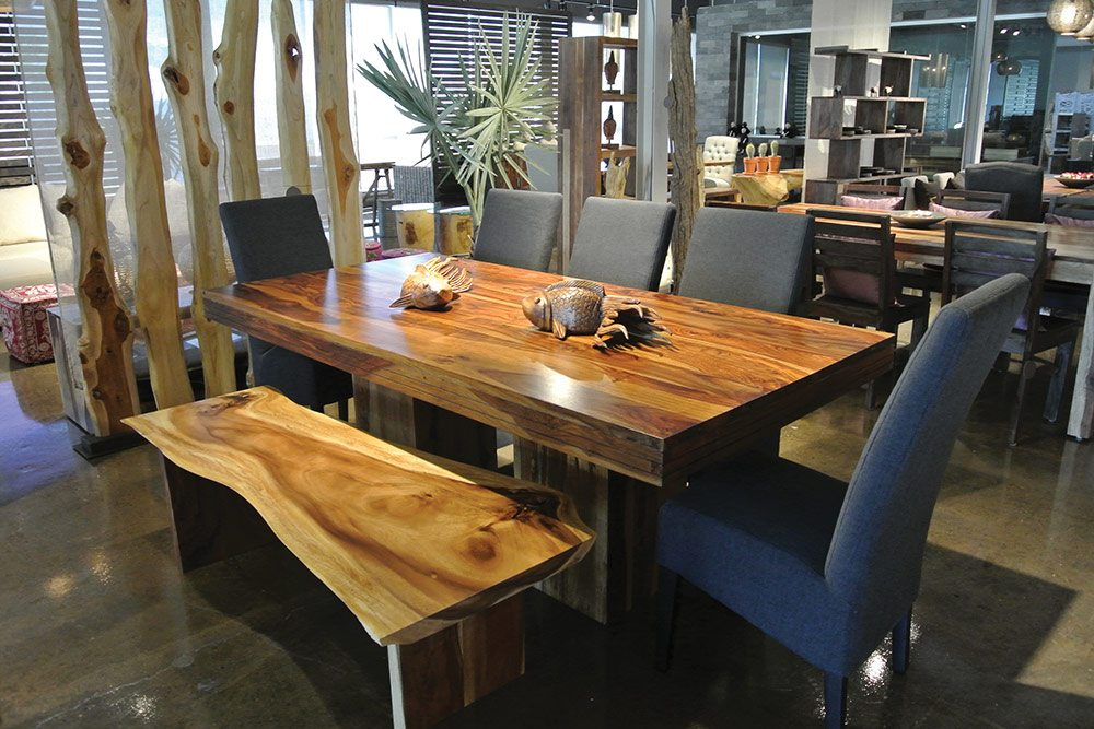 Store guide artemano dining table back to post