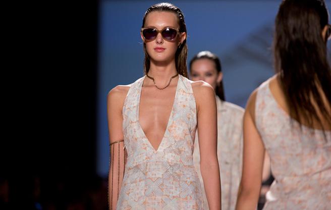 Toronto Fashion Week: Beaufille Spring 2014