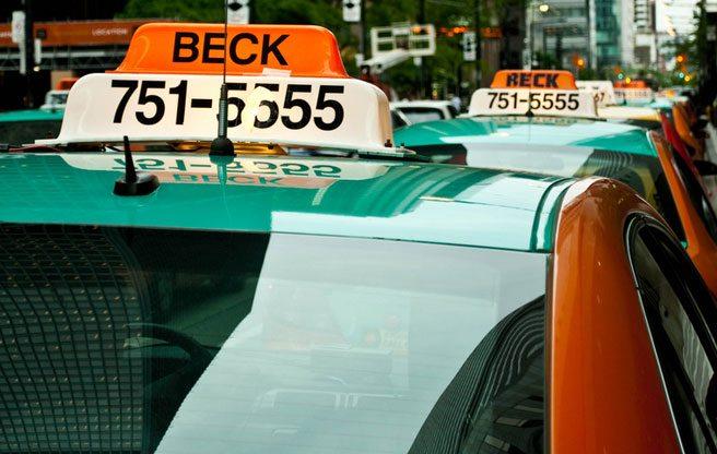 Taxi Reforms Toronto