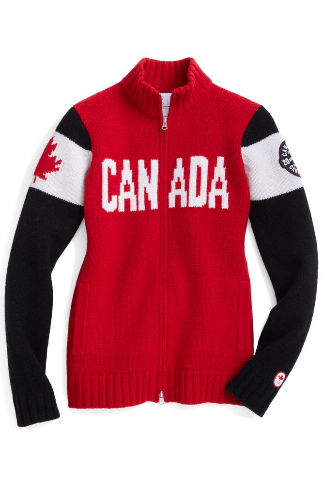 Canadian Olympic Apparel 2014 - Bing images