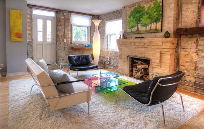 Condo of the Week: $879,000 for a ground-floor church loft in Roncesvalles