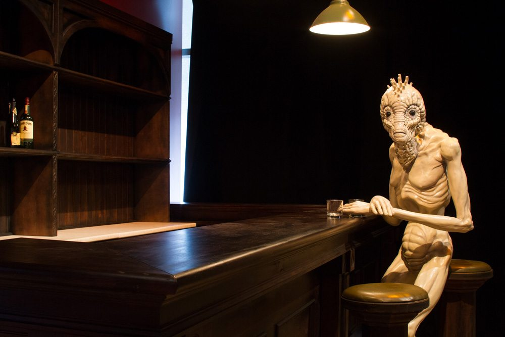 SLIDESHOW: A preview tour of the new David Cronenberg Exhibit at the TIFF Bell Lightbox