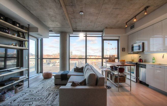 Condo of the Week: $500,000 for a compact two-bedroom in Corktown