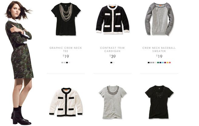 Joe Fresh launches online shopping (finally!)