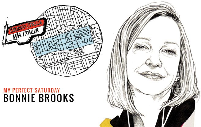 How Hudson's Bay CEO Bonnie Brooks would spend a perfect Saturday in Wychwood Park