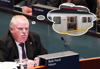 The five weirdest metaphors Toronto city councillors used to describe the Scarborough subway