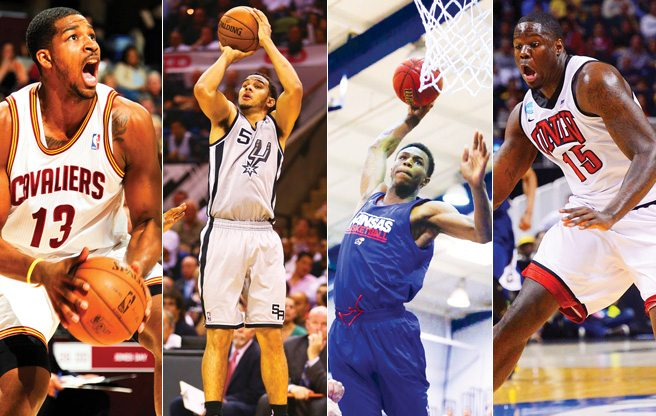 Trend Watch: The Golden Age of Basketball