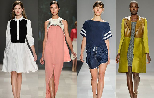 Toronto Fashion Week: our 12 favourite looks from the spring 2014 collections