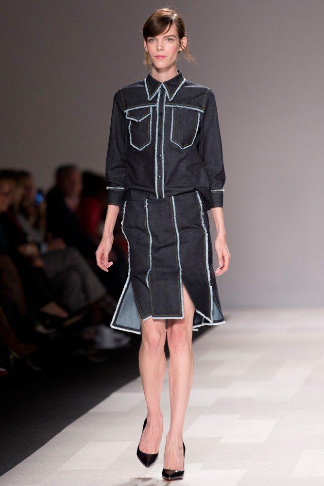 Toronto Fashion Week: Joe Fresh brings Asian pajamas and re-imagined tracksuits to the spring 2014 runway